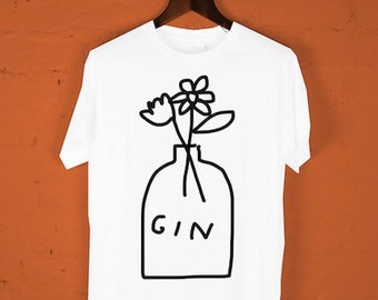 Gin & Flowers