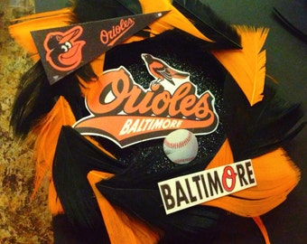 Baltimore Orioles Ornamemt