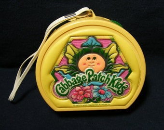 graphic regarding Cabbage Patch Logo Printable identified as Merchandise comparable toward Common Cabbabe Patch Youngsters AM Radio upon Etsy