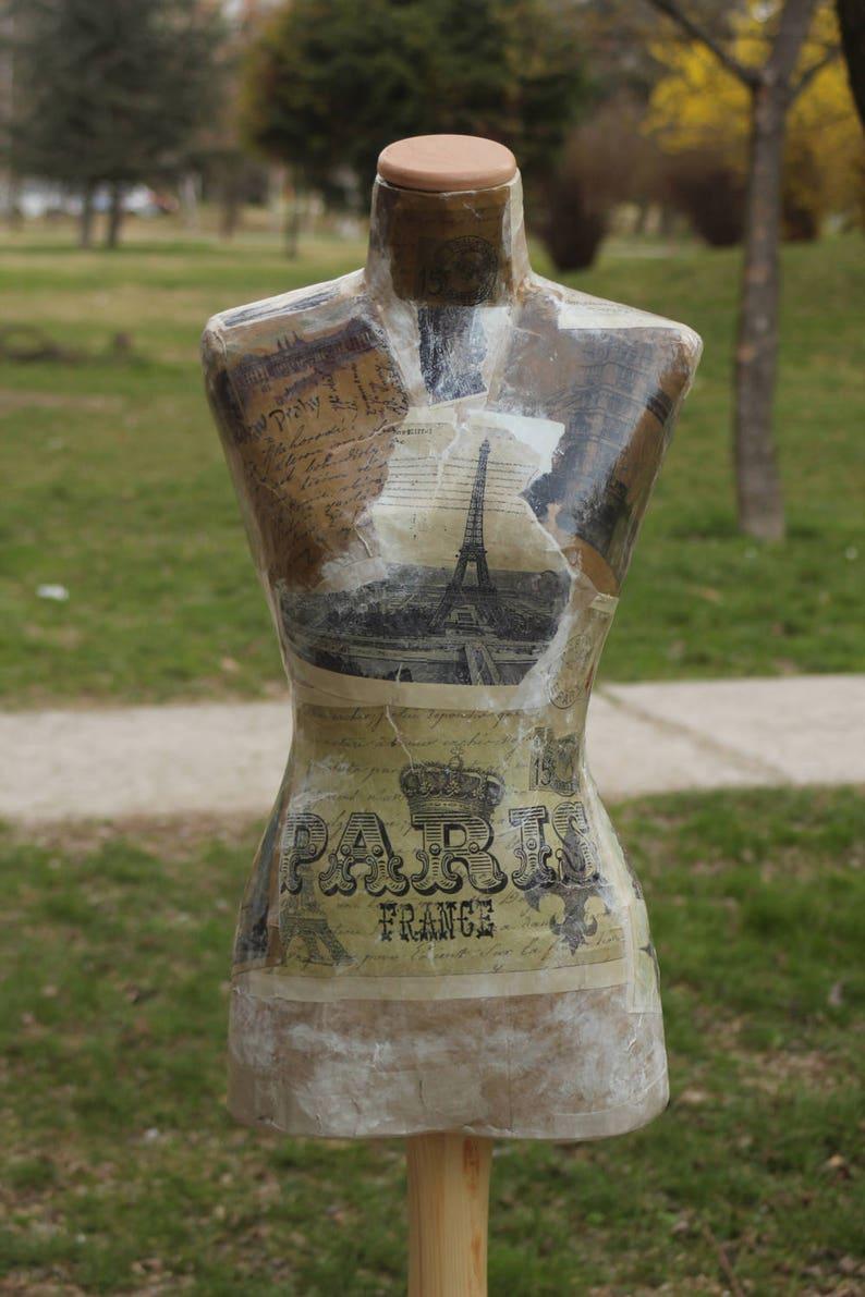 Mannequin Display Dress Form Mannequin Holder Decorative Stand Etsy