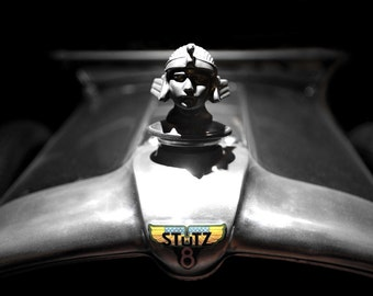 """Stutz 8 - 13""""x19"""" Photograph of a 1928 Stutz BB Blackhawk Speedster"""