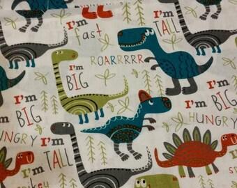Drap De Lit Dinosaure Etsy