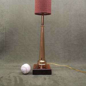 Antique Fire Hose Nozzle Table Lamp