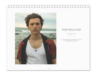 Tom Holland Vol.1 - 2022 Wall Calendar