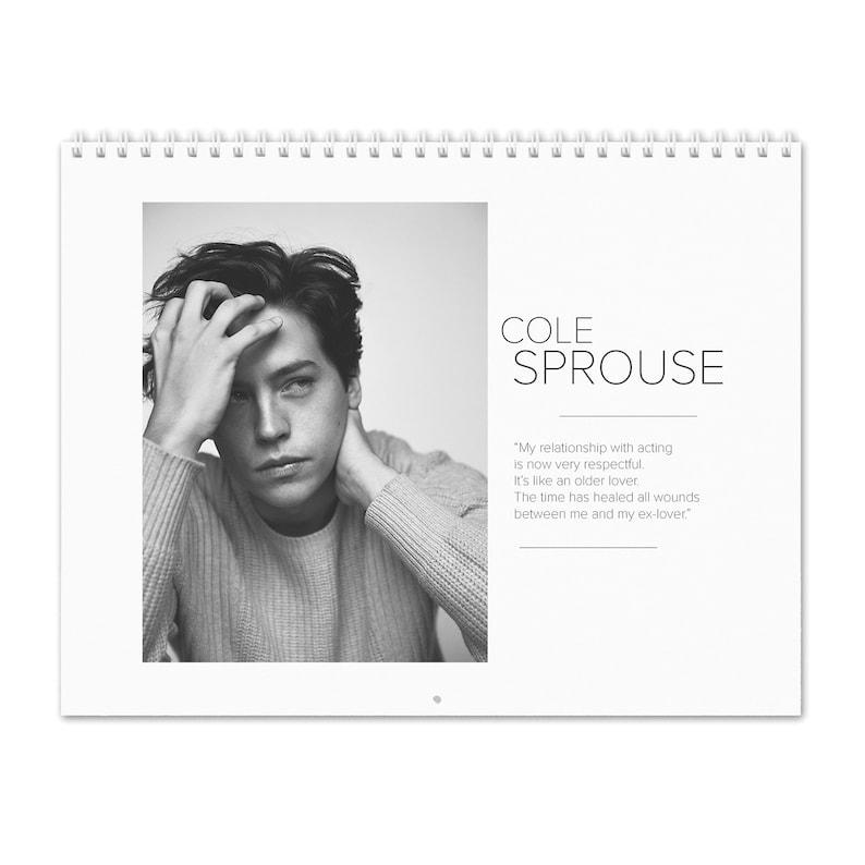 Cole Sprouse Freundin 2021