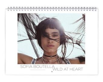 Sofia Boutella Vol.1 - 2018 Calendar