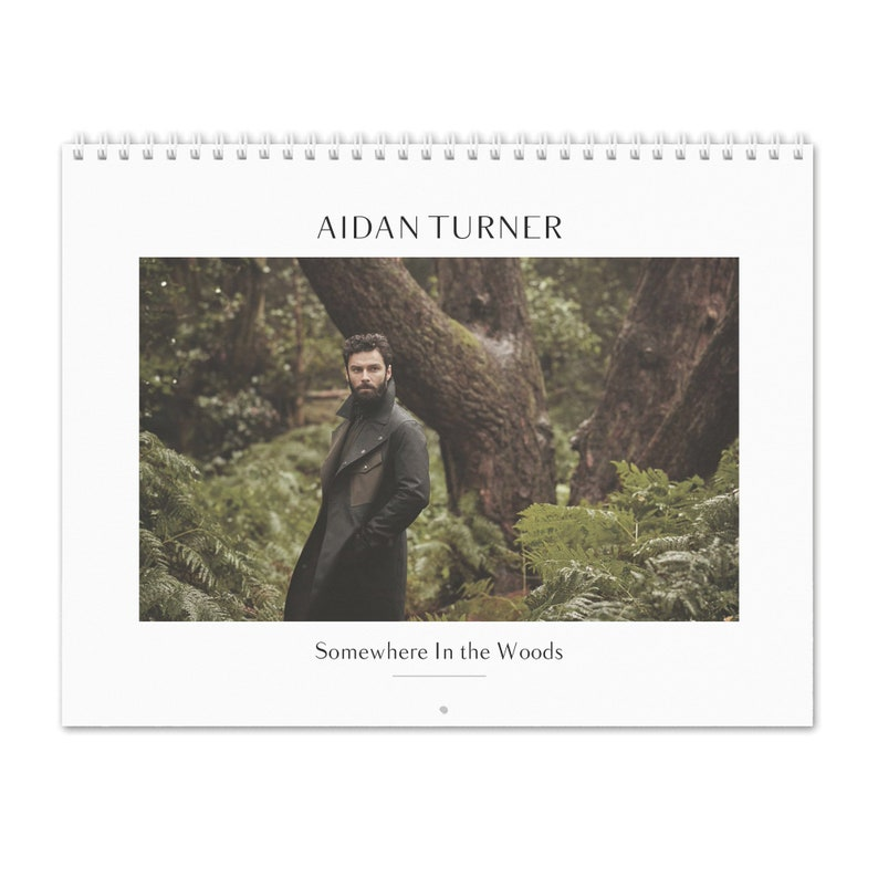 Calendario Festivita Germania 2020.Aidan Turner Vol 1 2020 Calendario Da Parete