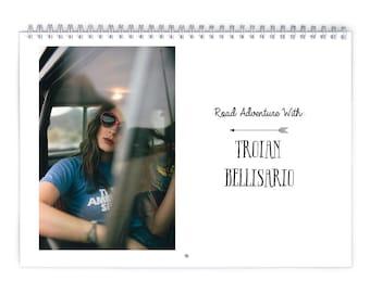 Troian Bellisario Vol.1  - 2018 Calendar