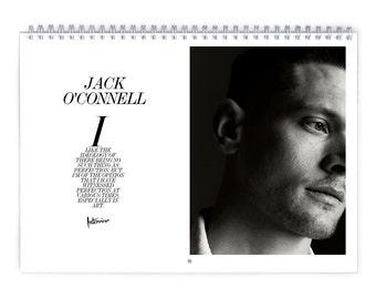 Jack O'Connell Vol.1 - 2018 Calendar