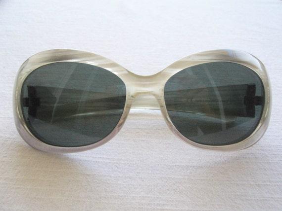 Retro sunglasses vintage/sunglasses round/variegat