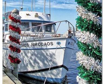 Sponge Docks Tarpon Springs Florida