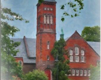Brua Hall, Gettysburg College, Gettysburg, PA