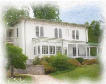 Norris Wachob Alumni House, Gettysburg College, Gettysburg, PA