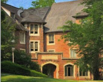 Ferncliff Hall, Wittenberg University, Springfield Ohio