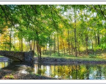 Stone Bridge, Snyder Park, Springfield Ohio