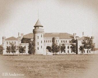 Armory, University of Minnesota, Minneapolis
