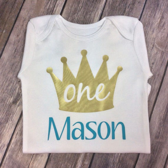 Personalised Age Today Prince Birthday Hooded Top Birthday Top Custom Any Age