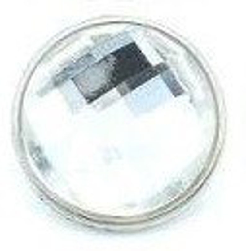 Clear Faceted Crystal 1 Large Stone Snap It SKB4701   Noosa Chunk Button Popper Interchangeable 18mm 20mm snap