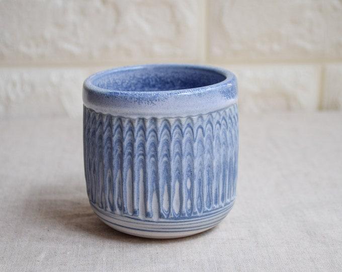 ceramic tumbler,marbled tumbler,marbled cup,contemporary tumbler, ceramic cup,porcelain mug,porcelain tumbler,handmade tumbler (T1)