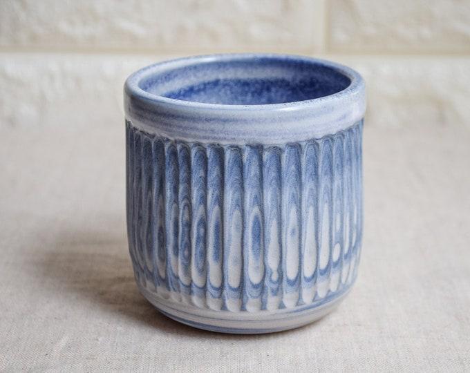 ceramic tumbler,marbled tumbler,marbled cup,contemporary tumbler, ceramic cup,porcelain mug,porcelain tumbler,handmade tumbler (T5)