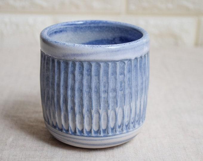 ceramic tumbler,marbled tumbler,marbled cup,contemporary tumbler, ceramic cup,porcelain mug,porcelain tumbler,handmade tumbler (T4)