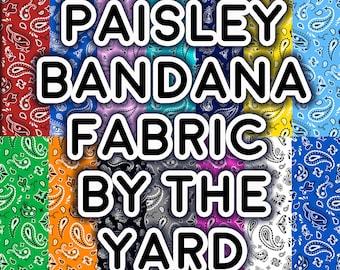 PAISLEY FABRICS