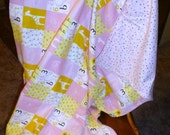 Blanket, Flannel, Double Sided, Extra Large, Soft and Cozy Great Giift