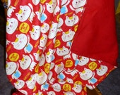 Blanket MEOW Kitty Flannel Double Sided Extra Large