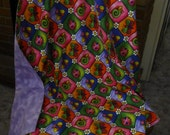Blanket, Flannel, Receiving Blanket, Lap Blanket, Double Sided, Extra Large,Soft ,Fast Shipping