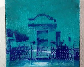 Grave Teal