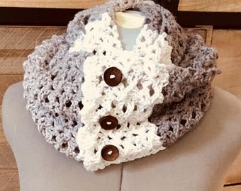 The Chatham Infinity Scarf