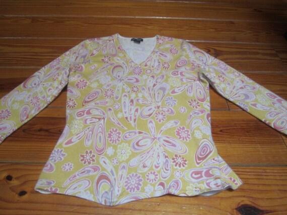 Daniel Bishop Womens Cashmere Sweater Size L