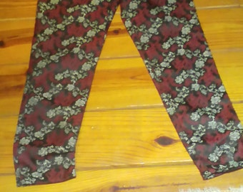 Women's Victoria's Secret Goth Steampunk Pants