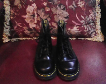Authentic Childrens Doc Martens Size 12 Made In   England