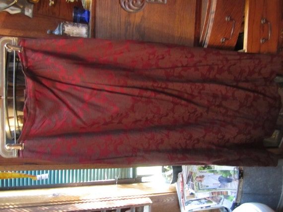 80s vintage laura ashley skirt size 8 womens.