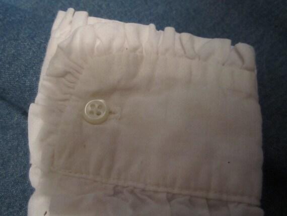 Vintage 1980's Ralph Lauren  Girls Cotton Blouse … - image 3
