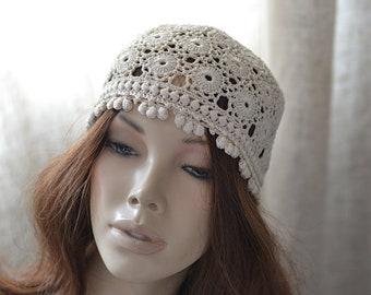 Damen Hut Französisch Baskenmütze Sommer Häkeln Hut Frauen Etsy
