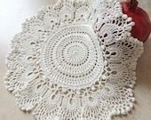 Round lace doily Round table doilies Doilies tablecloth Crochet doily Crochet doilies Crochet round doily Lace doilies Lace doily