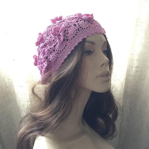 Gehäkelte Mütze Frauen Hüte Sommer Hut Hüte Frauen Häkeln Hüte Etsy