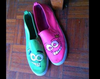 Fairly Odd Shoes