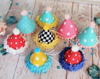 Blythe CLOWN HAT for blythe clothes custom blythe doll blythe circus blythe hat Circus outfit for blythe