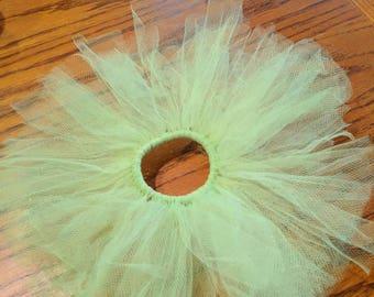 Tutu hair tie - neon green ( 4 inch ) 3bdcf3b2210