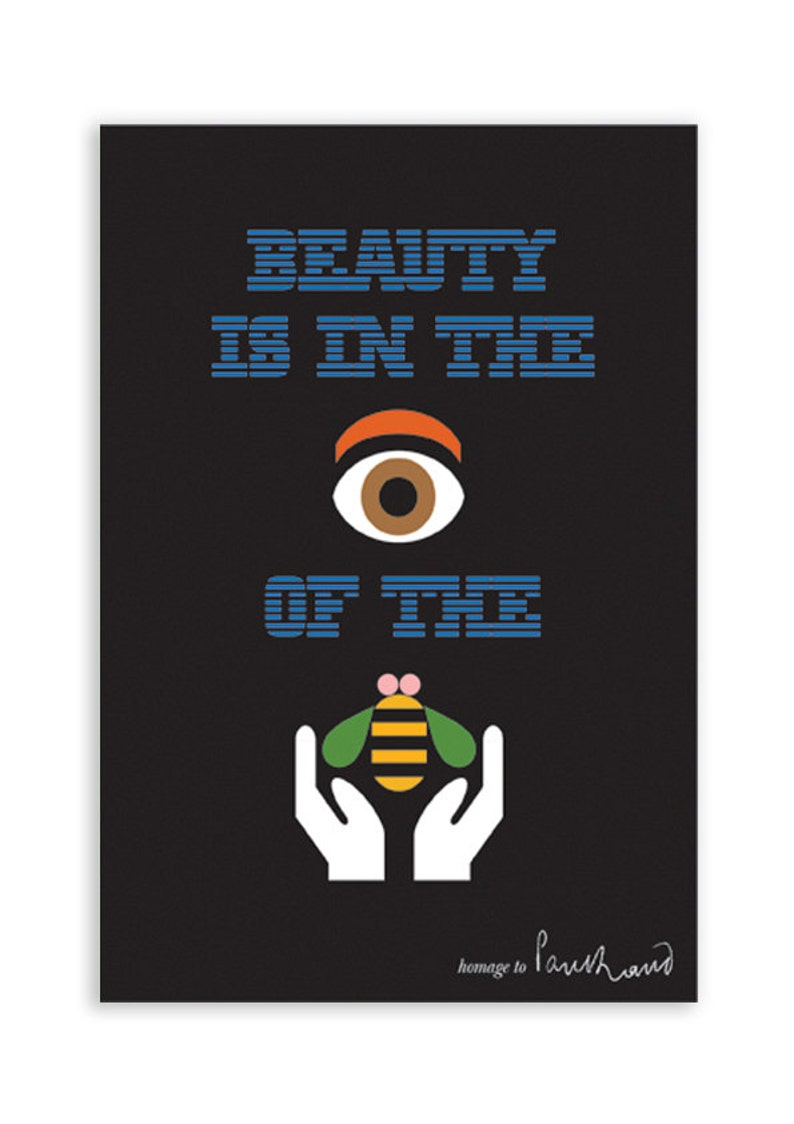 Beauty is in the eye of the bee holder image 0