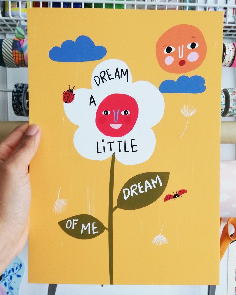 Print  Dream of me image 0