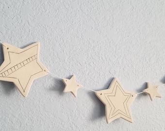 Star Garland, Small