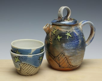 Starry Tea Set