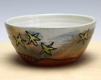 Small Starry Bowl