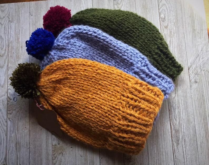 Every/'s Bulky Hat Pattern Kids Knitting Pattern Kid Baby hat Pattern Hat Knitting Pattern Quick Knitting Pattern Bulky Knitting pattern