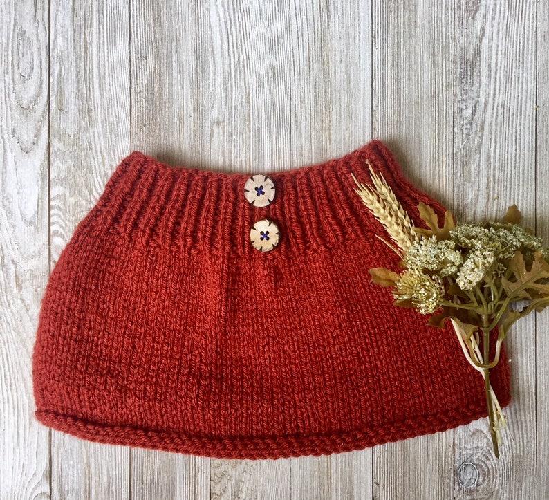 01924061d Simple Knitting Pattern Girls Skirt Girls knitting pattern