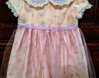 Little Girl's Spring Dress